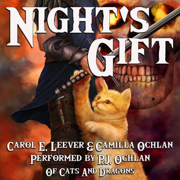 Nights Gift Audio Book Cover