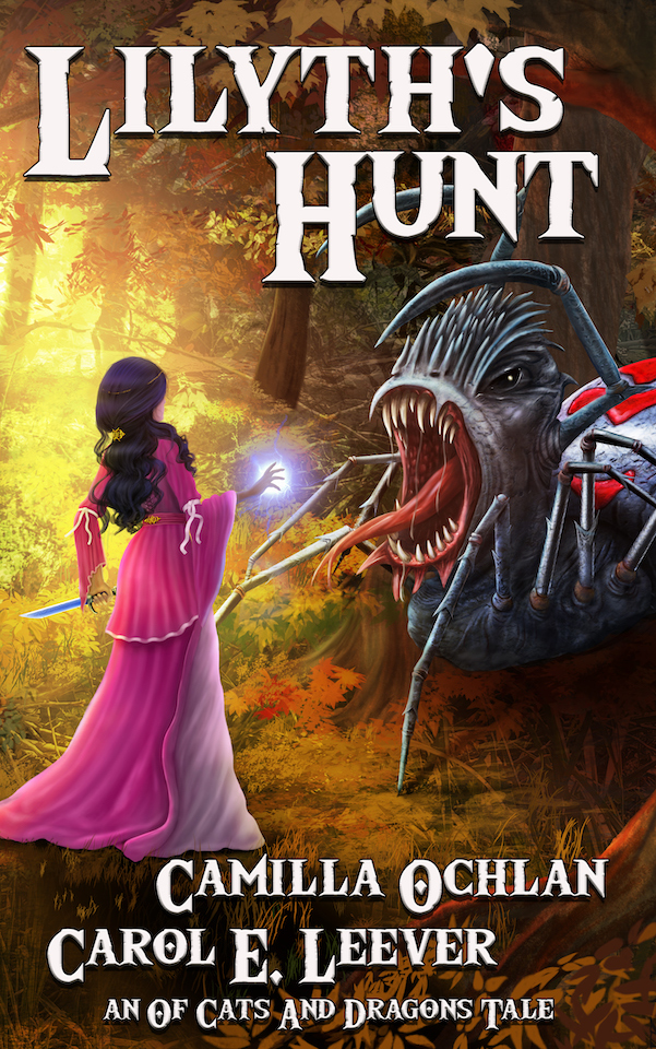 Lilyths Hunt Cover