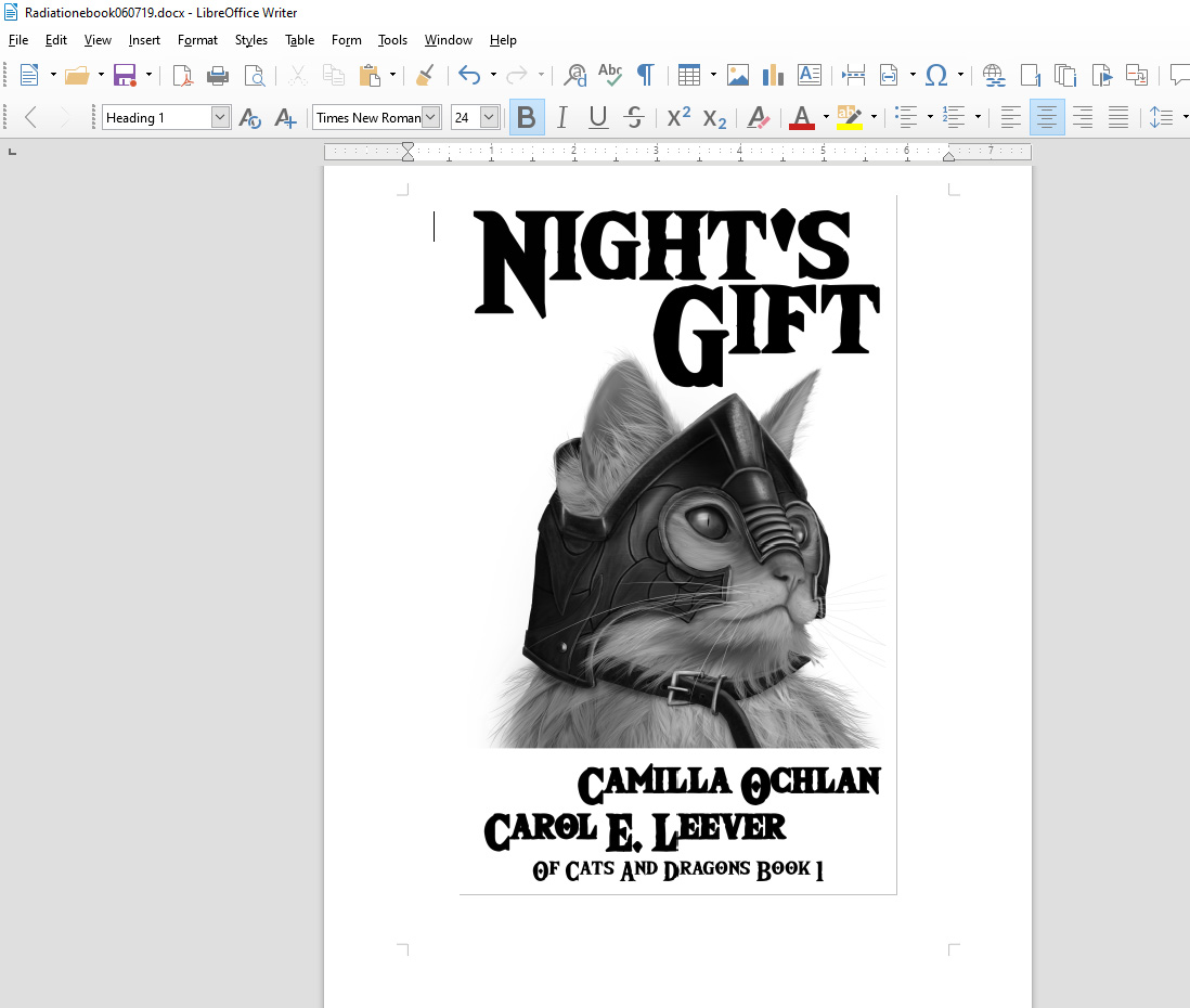 title image for Nights Gift